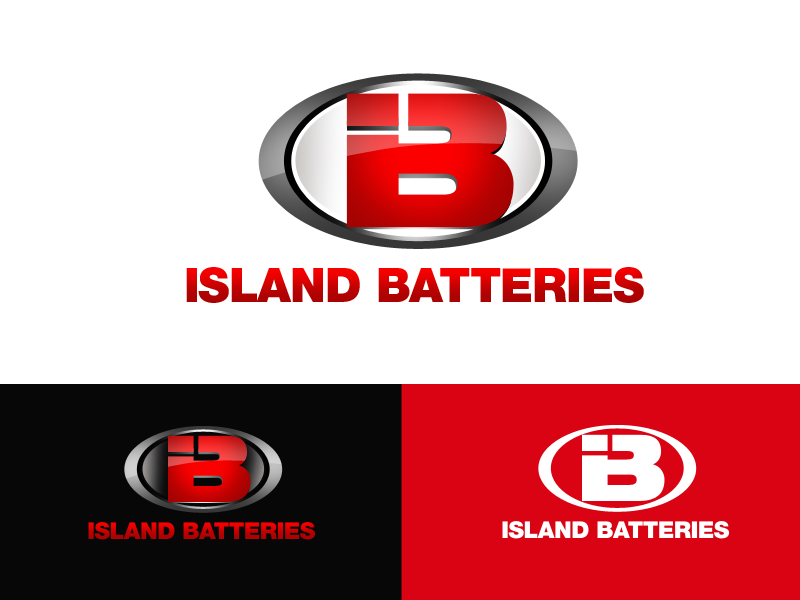 Logo Design by alocelja - Entry No. 56 in the Logo Design Contest Fun Logo Design for Island Batteries.