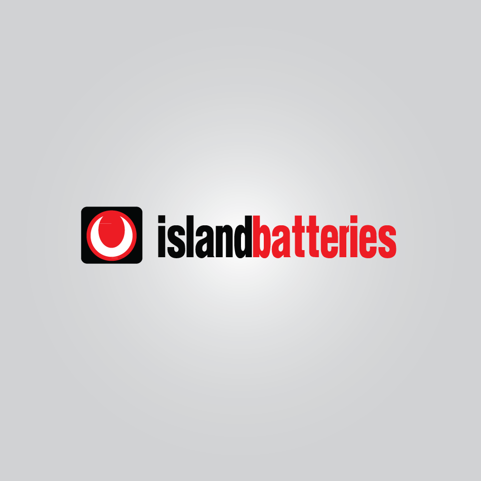Logo Design by moonflower - Entry No. 59 in the Logo Design Contest Fun Logo Design for Island Batteries.