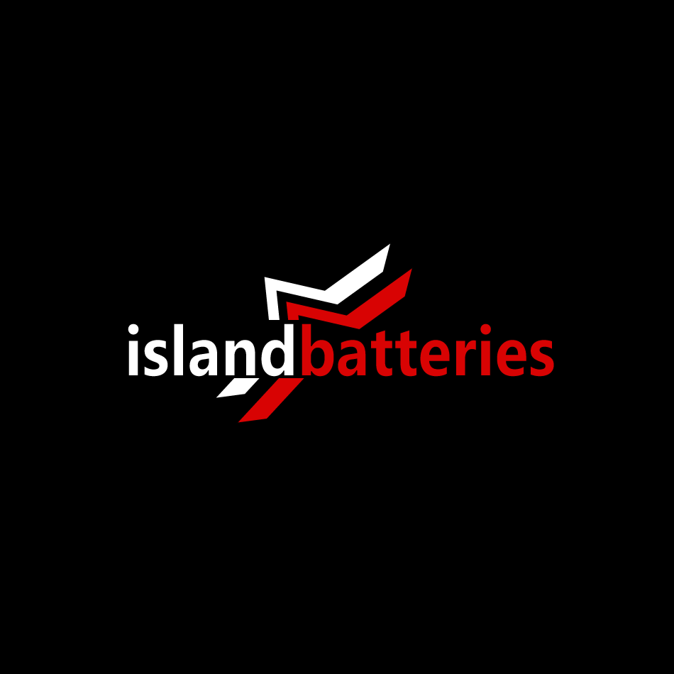 Logo Design by moonflower - Entry No. 60 in the Logo Design Contest Fun Logo Design for Island Batteries.