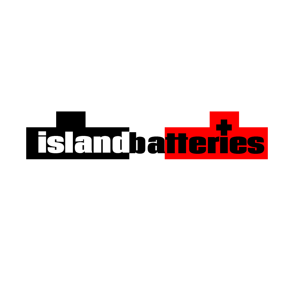 Logo Design by caseofdesign - Entry No. 65 in the Logo Design Contest Fun Logo Design for Island Batteries.