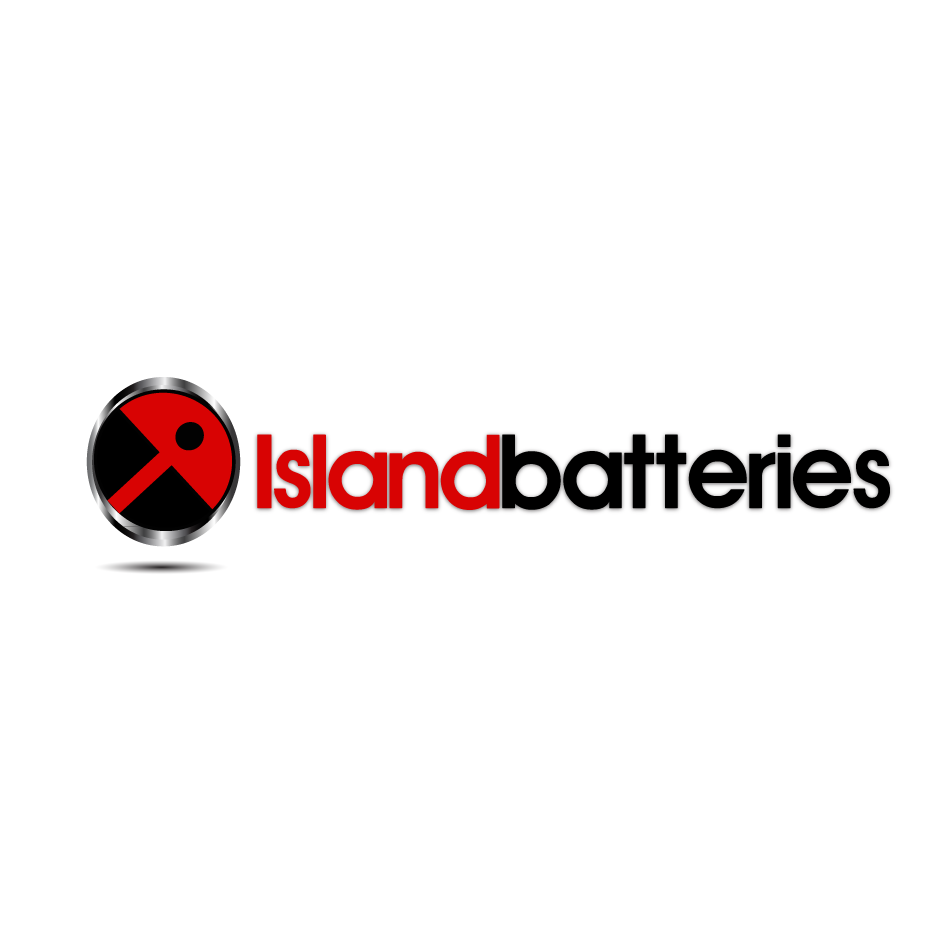 Logo Design by moonflower - Entry No. 67 in the Logo Design Contest Fun Logo Design for Island Batteries.