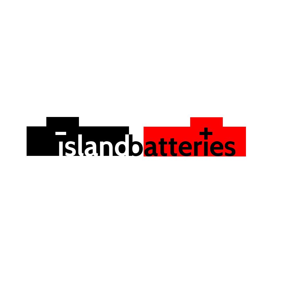 Logo Design by caseofdesign - Entry No. 68 in the Logo Design Contest Fun Logo Design for Island Batteries.