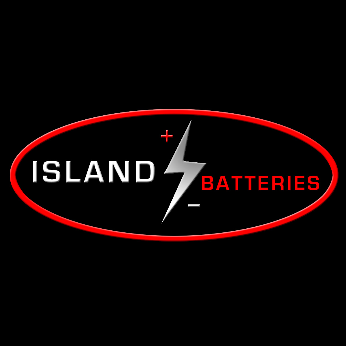 Logo Design by double-take - Entry No. 70 in the Logo Design Contest Fun Logo Design for Island Batteries.