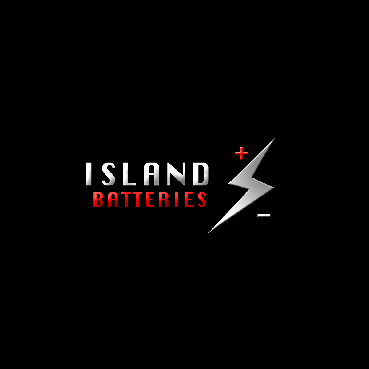 Logo Design by double-take - Entry No. 73 in the Logo Design Contest Fun Logo Design for Island Batteries.