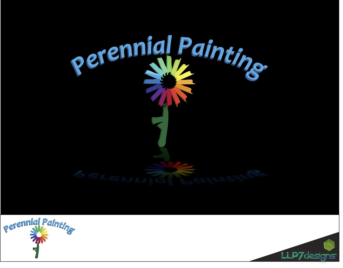 Logo Design by LLP7 - Entry No. 22 in the Logo Design Contest Logo Design Needed for Established Painting Company.