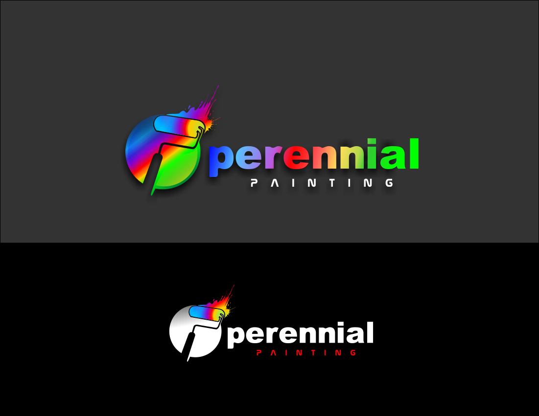 Logo Design by BIMPOP - Entry No. 27 in the Logo Design Contest Logo Design Needed for Established Painting Company.