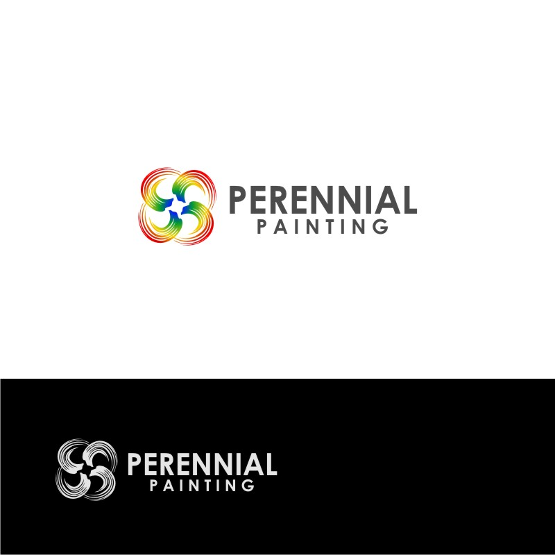 Logo Design by untung - Entry No. 35 in the Logo Design Contest Logo Design Needed for Established Painting Company.