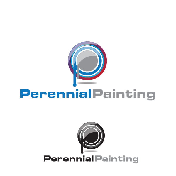 Logo Design by storm - Entry No. 37 in the Logo Design Contest Logo Design Needed for Established Painting Company.