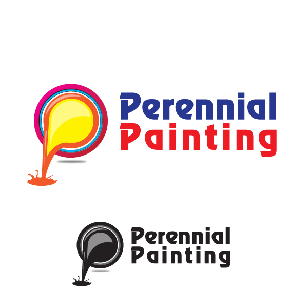 Logo Design by storm - Entry No. 38 in the Logo Design Contest Logo Design Needed for Established Painting Company.