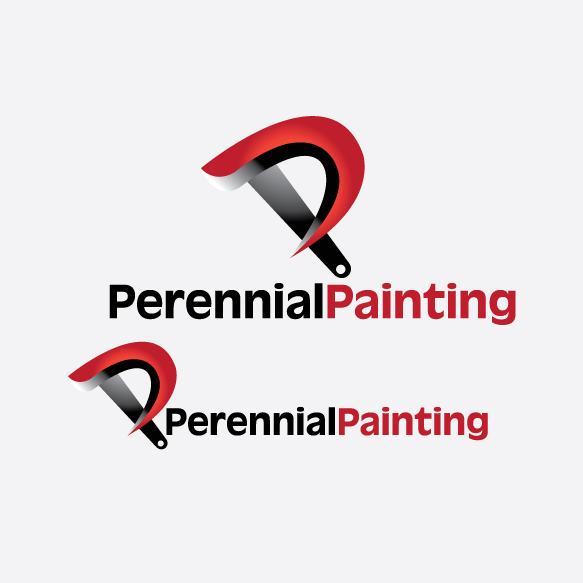 Logo Design by stormbighit - Entry No. 39 in the Logo Design Contest Logo Design Needed for Established Painting Company.