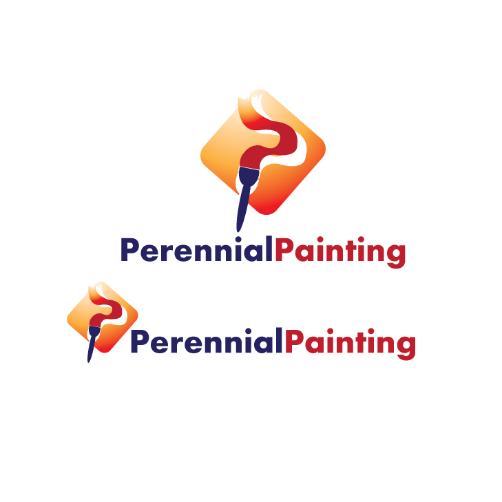 Logo Design by stormbighit - Entry No. 41 in the Logo Design Contest Logo Design Needed for Established Painting Company.