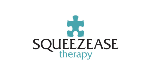 Logo Design by kone - Entry No. 1 in the Logo Design Contest Fun Logo Design for Squeezease Therapy.