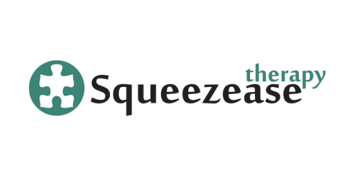 Logo Design by kone - Entry No. 2 in the Logo Design Contest Fun Logo Design for Squeezease Therapy.