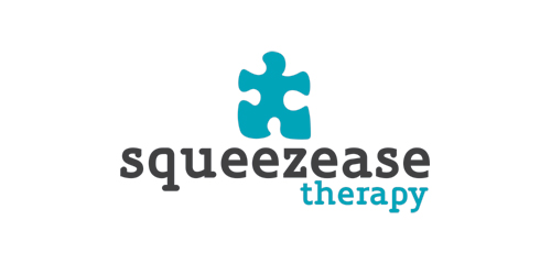 Logo Design by kone - Entry No. 3 in the Logo Design Contest Fun Logo Design for Squeezease Therapy.