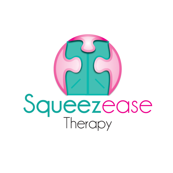 Logo Design by storm - Entry No. 6 in the Logo Design Contest Fun Logo Design for Squeezease Therapy.