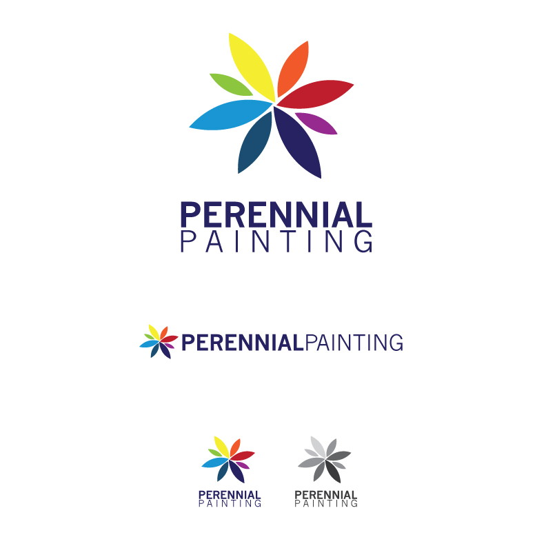 Logo Design by ckochek - Entry No. 45 in the Logo Design Contest Logo Design Needed for Established Painting Company.