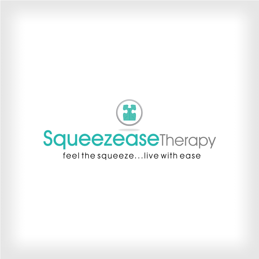 Logo Design by martinz - Entry No. 9 in the Logo Design Contest Fun Logo Design for Squeezease Therapy.