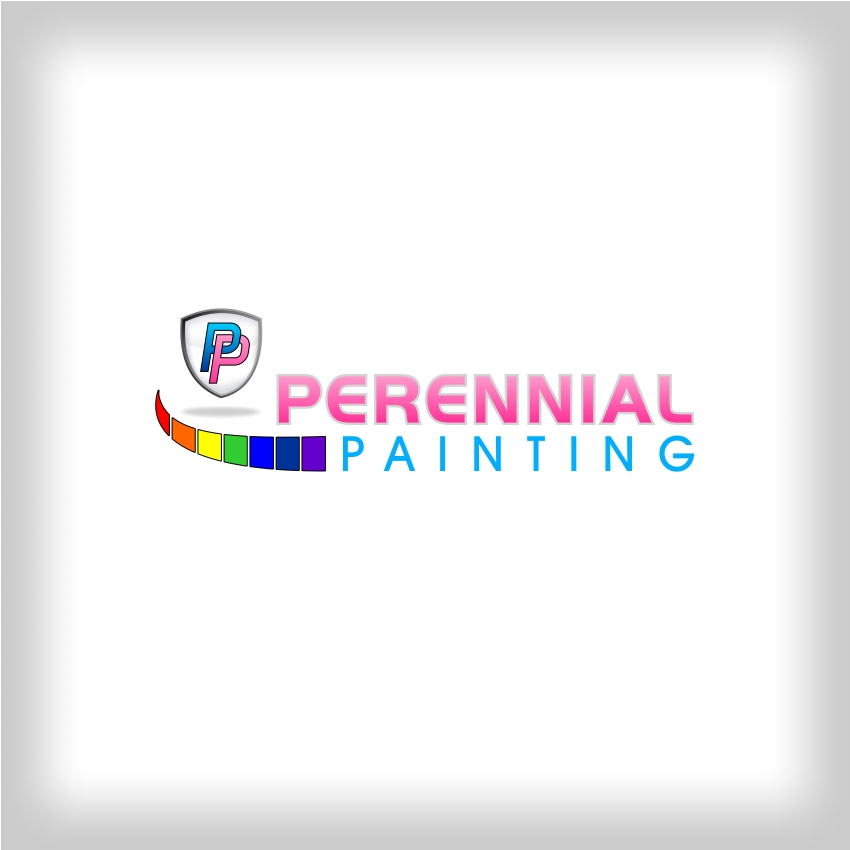 Logo Design by martinz - Entry No. 46 in the Logo Design Contest Logo Design Needed for Established Painting Company.