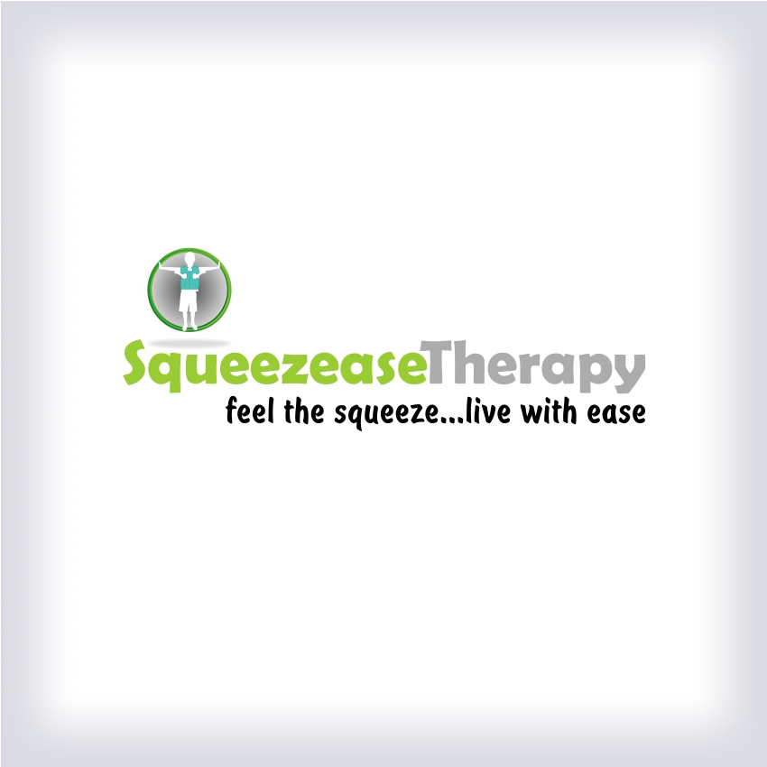 Logo Design by martinz - Entry No. 14 in the Logo Design Contest Fun Logo Design for Squeezease Therapy.