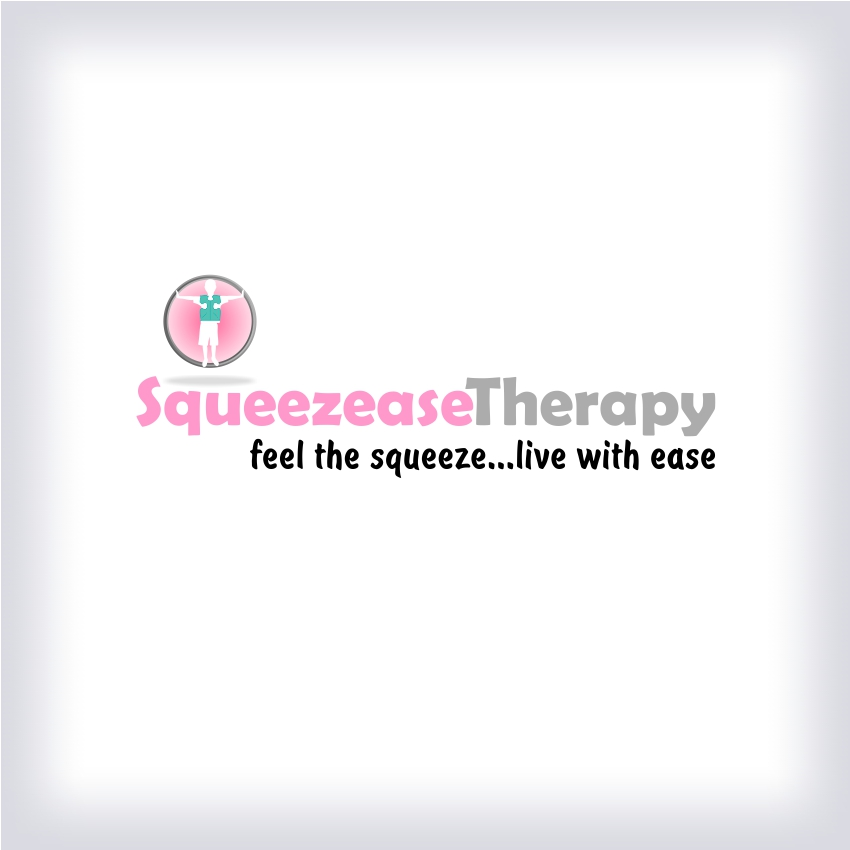 Logo Design by martinz - Entry No. 15 in the Logo Design Contest Fun Logo Design for Squeezease Therapy.