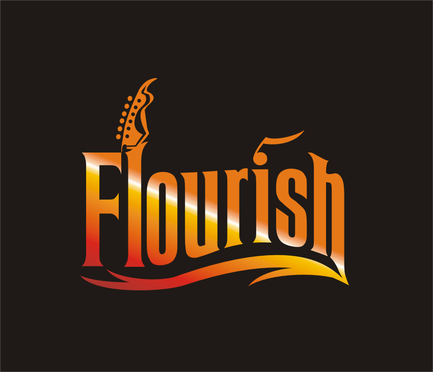 Logo Design by montoshlall - Entry No. 13 in the Logo Design Contest Flourish.