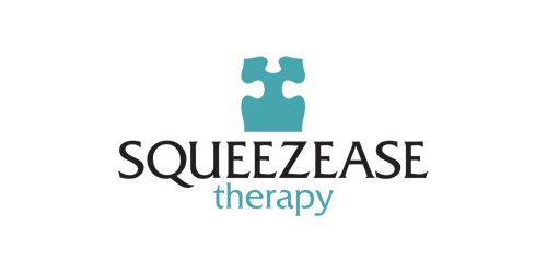 Logo Design by kone - Entry No. 17 in the Logo Design Contest Fun Logo Design for Squeezease Therapy.