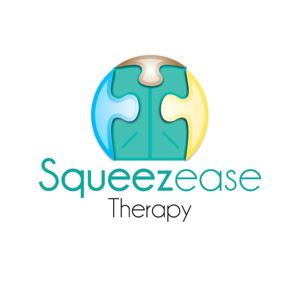 Logo Design by storm - Entry No. 18 in the Logo Design Contest Fun Logo Design for Squeezease Therapy.