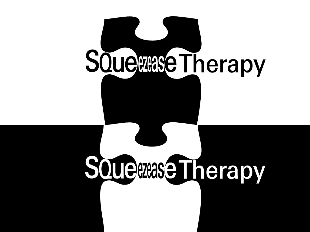 Logo Design by Private User - Entry No. 19 in the Logo Design Contest Fun Logo Design for Squeezease Therapy.