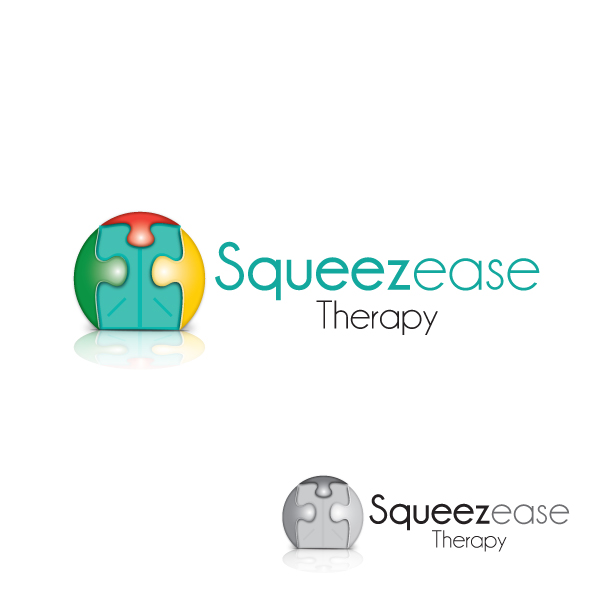 Logo Design by storm - Entry No. 22 in the Logo Design Contest Fun Logo Design for Squeezease Therapy.