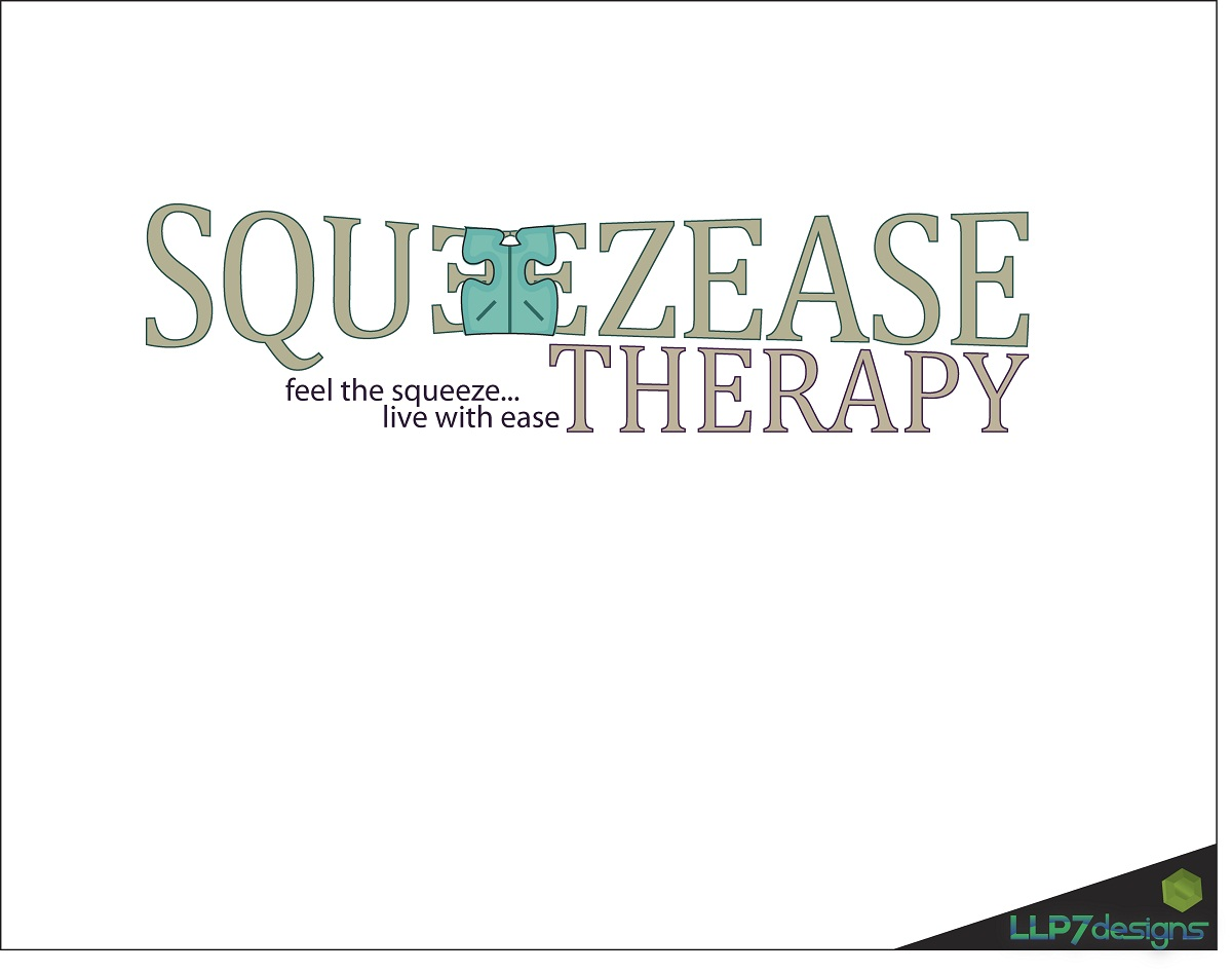 Logo Design by LLP7 - Entry No. 23 in the Logo Design Contest Fun Logo Design for Squeezease Therapy.