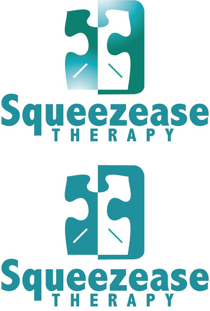Logo Design by stormbighit - Entry No. 24 in the Logo Design Contest Fun Logo Design for Squeezease Therapy.