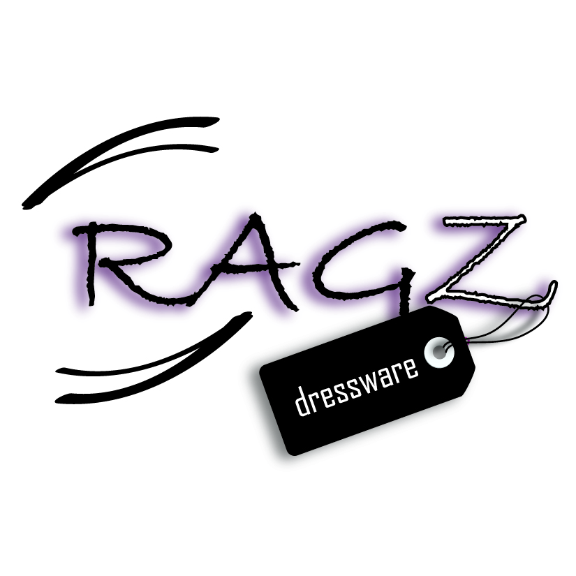 Logo Design by DayDream - Entry No. 259 in the Logo Design Contest Ragz Dressware.