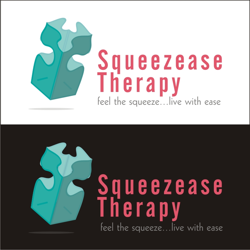 Logo Design by Private User - Entry No. 27 in the Logo Design Contest Fun Logo Design for Squeezease Therapy.
