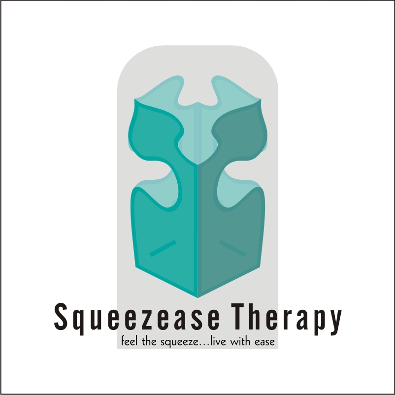 Logo Design by Private User - Entry No. 28 in the Logo Design Contest Fun Logo Design for Squeezease Therapy.