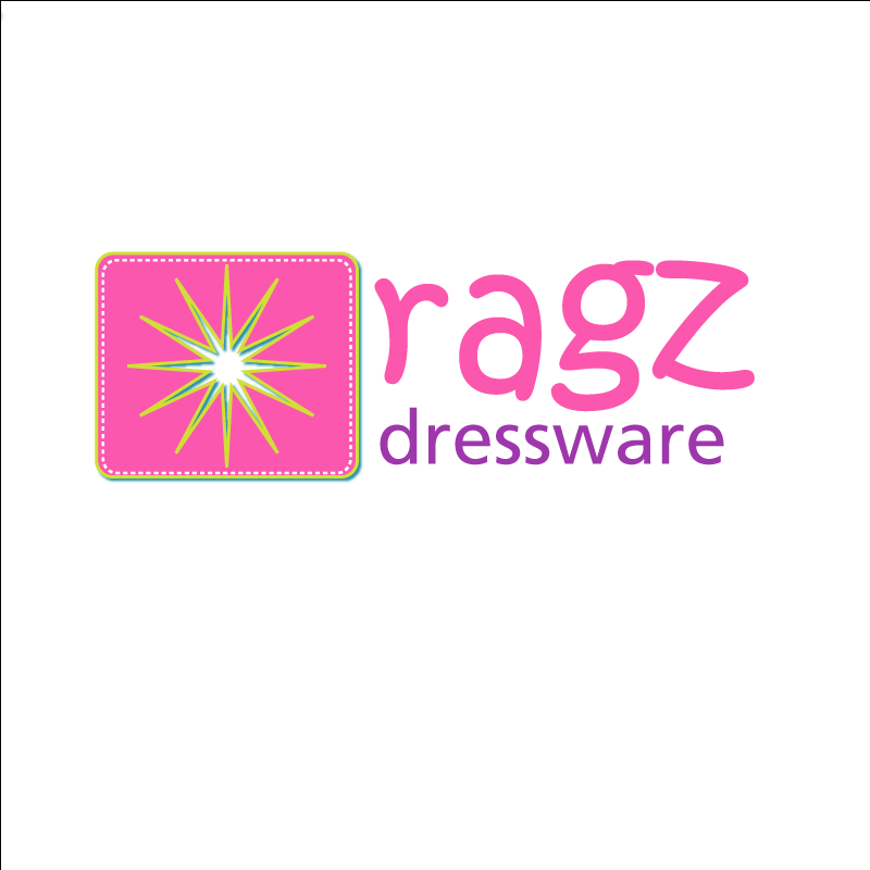 Logo Design by retrobou - Entry No. 260 in the Logo Design Contest Ragz Dressware.
