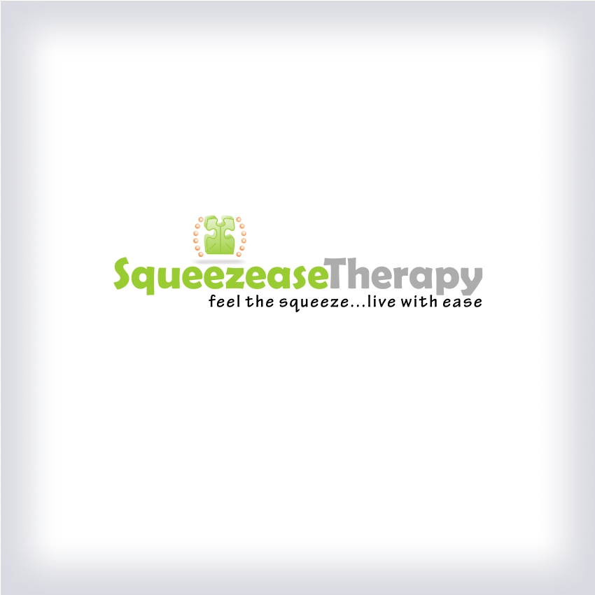 Logo Design by martinz - Entry No. 30 in the Logo Design Contest Fun Logo Design for Squeezease Therapy.