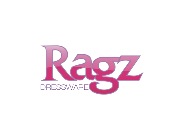 Logo Design by Ifan Afandie - Entry No. 261 in the Logo Design Contest Ragz Dressware.