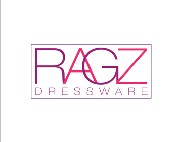 Logo Design by Ifan Afandie - Entry No. 262 in the Logo Design Contest Ragz Dressware.