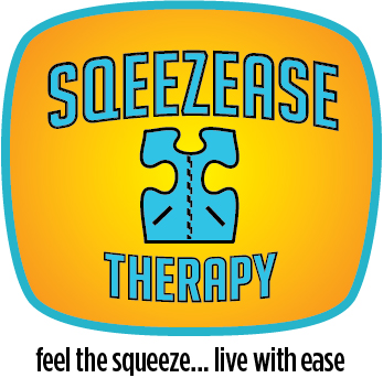Logo Design by tabu - Entry No. 33 in the Logo Design Contest Fun Logo Design for Squeezease Therapy.