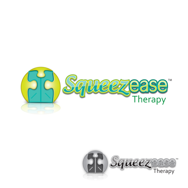Logo Design by storm - Entry No. 34 in the Logo Design Contest Fun Logo Design for Squeezease Therapy.