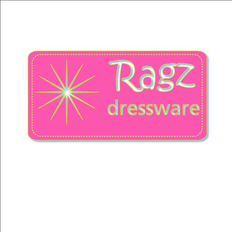 Logo Design by retrobou - Entry No. 263 in the Logo Design Contest Ragz Dressware.