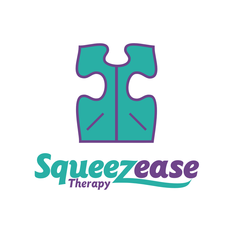 Logo Design by montoshlall - Entry No. 35 in the Logo Design Contest Fun Logo Design for Squeezease Therapy.
