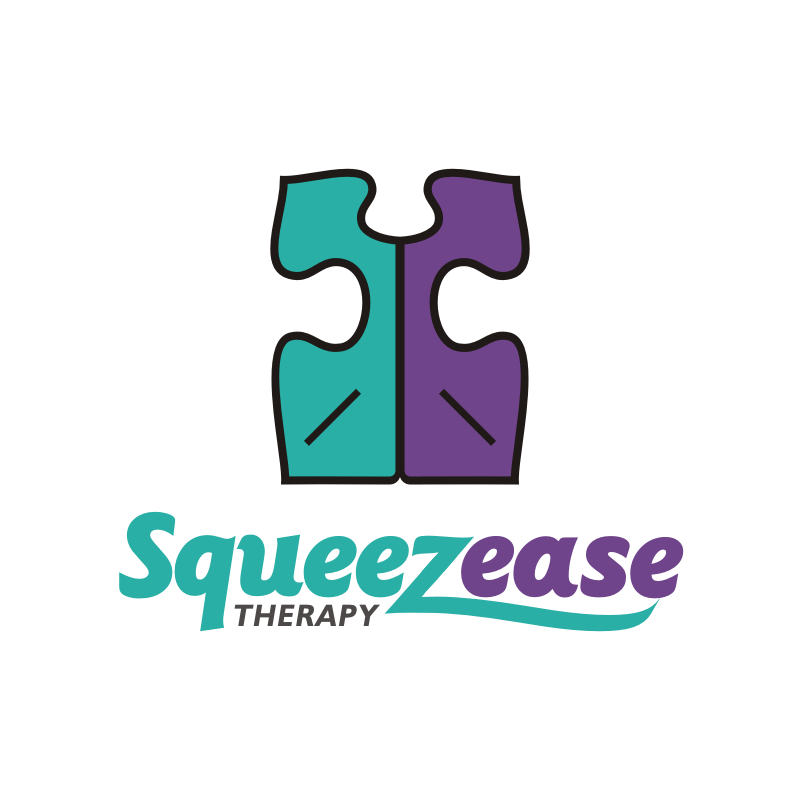 Logo Design by montoshlall - Entry No. 36 in the Logo Design Contest Fun Logo Design for Squeezease Therapy.