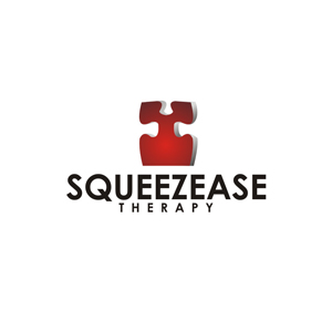 Logo Design by lestari17 - Entry No. 43 in the Logo Design Contest Fun Logo Design for Squeezease Therapy.