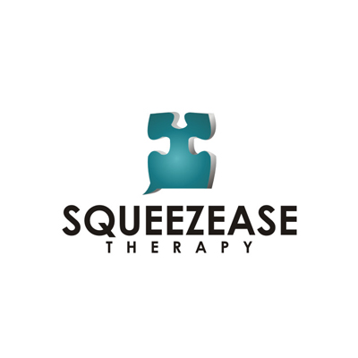 Logo Design by lestari17 - Entry No. 45 in the Logo Design Contest Fun Logo Design for Squeezease Therapy.