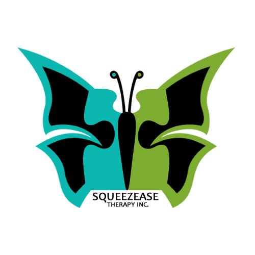 Logo Design by shajive - Entry No. 47 in the Logo Design Contest Fun Logo Design for Squeezease Therapy.