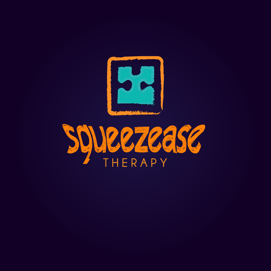 Logo Design by moonflower - Entry No. 52 in the Logo Design Contest Fun Logo Design for Squeezease Therapy.