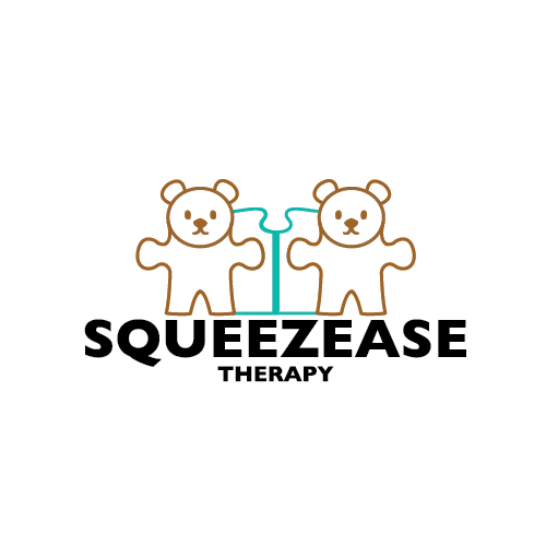Logo Design by ArcLeaf-Design - Entry No. 56 in the Logo Design Contest Fun Logo Design for Squeezease Therapy.