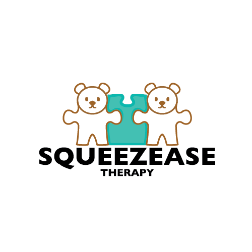 Logo Design by ArcLeaf-Design - Entry No. 58 in the Logo Design Contest Fun Logo Design for Squeezease Therapy.