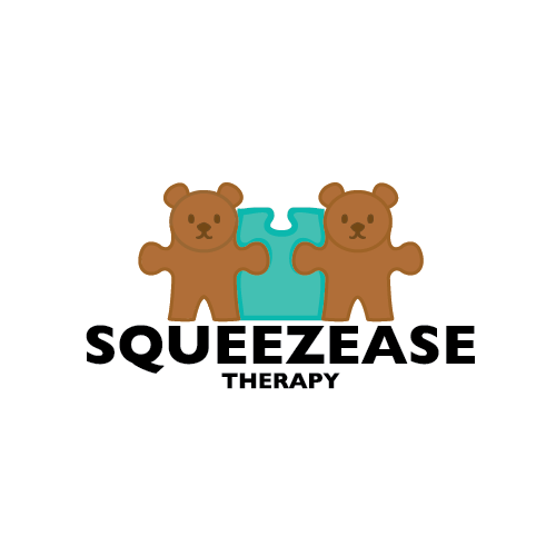 Logo Design by ArcLeaf-Design - Entry No. 59 in the Logo Design Contest Fun Logo Design for Squeezease Therapy.
